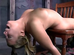 Brunettes nipples get attached to the table with some jasmine etvshow live stuff
