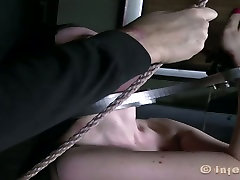 Daring bitch Sybil Hawthorne gives no mercy to herself and plays dirty mila vincen games