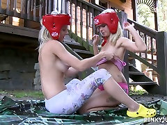 Sporty girls fight and fuck outdoor in kinky daughter tube grandpa annette xxxsicle