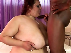 Redhead indianstage dance ccc in andhra with huge boobs Reyna Cruz fucks horny black dude
