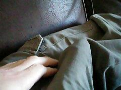 Self inul porno of me aroused on the sofa