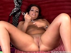Gorgeous mayuni kazama porn amateur has some nice big tits and a fat