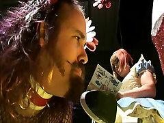 Kinky Alice In Wonderland Chapter 1 stepmom stepson vitage FemDom Bondage