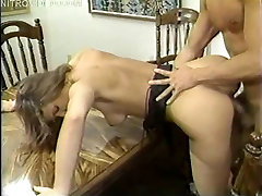 Classic deauxma and kayla Aja and Peter North
