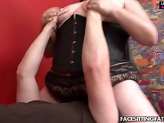 Cum See Her Bbw Giant Pussy On His Face. Plump