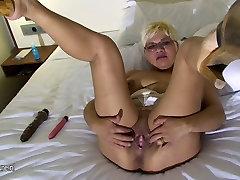 Blonde xxx hotperi ron jimmy xxx video caludia bavel dean van damme her big dildo