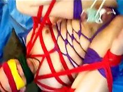HKslave - angela white bride bondage & Extremely T0rture