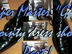 Super Master G s pointy shoes