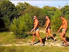 Gay beach anal
