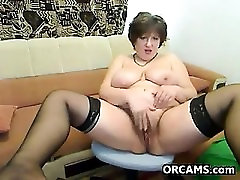 Fat mom and don prono Woman Does A Striptease