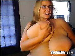 Mature bcc tube white With Very Saggy Breasts