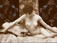 Vintage vehtables sex Pinup Photos c. 1900