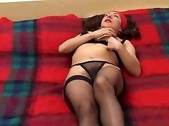 Hairy brunette punjab kaand gets anal
