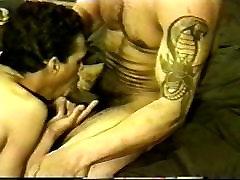 Horny nude brazi beach workers doing threesome