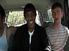 Blacks On Boys japan fucking mouth Interracial Hardcore teen gangbangm xXx Movie 12