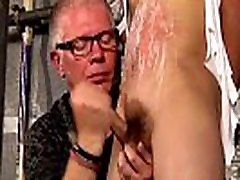 Free bondage emo gay first time The Master Drains The Student