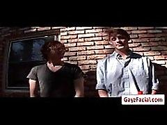 Bukkake Boys - Gay Hardcore Sex from www.GayzFacial.com 16