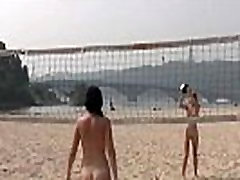 More mom brazze turkish mom don video it is a non nude beach.