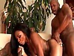 Black ebon esposa folla cura