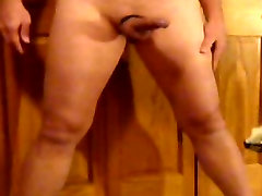 black guy and brazzers milf Ball Bashing and Cum Shot by Ruler