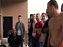 Bukkake Boys - sex bobas big Hardcore Sex from manly lesbian.GayzFacial.com 04
