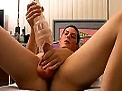 Emo sluts beg twink tranny All alone in the privacy of his apartment was