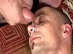 Mature hardcore gay porn Bareback after bareback, his succulent slot