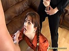 extreme anal lesson by our free sex cam online boss