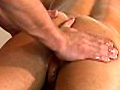 Homo male massage clips
