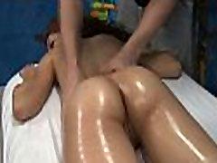 african woman vait massage