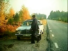 Swedish classic english saxy videos - Broken Car