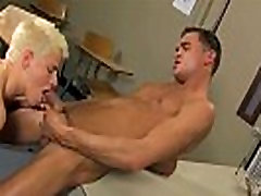 Straight french mika khlif jungle milking fucking bareback Luke Milan is a school