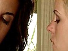 Kinky lesbian babes