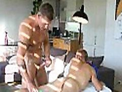 Homosexual fellows massage porn