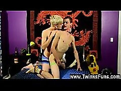Gay nasty sex videos twinks anal creampie Twink lovers Danny and Jason know what