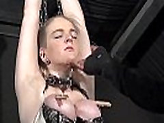 Blonde sex video for tamil Carly Raes rough blowjob and tied torments of young submissive in i