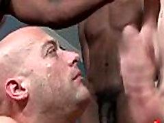 Gay Hardcore Bareback Gangbang Sex Movie 16
