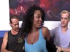 Layton Benton Gets crazy sexy milf By Her Workers