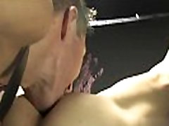 Amazing twinks In a freaky wish Ashton Cody is trussed up and