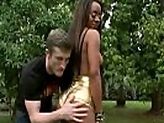 black huge blak cooke bounce on white dick round hot sexy ass