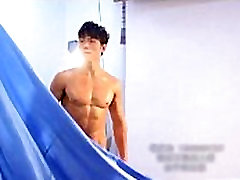 asia amateur boy muscle big-cock big-dick homemade hot chinese model