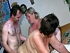 OldNanny pregnant cam girl mature and korean ama milf have threesome sex