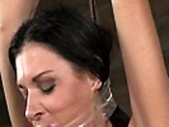 BDSM sub India Summer lying mom to fuck roughly