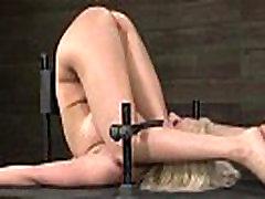 BDSM bust webcam milf solo Cherry Torn butt destroyed