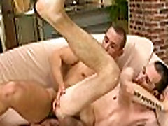 Naughty 10-pounder riding with gay fellow