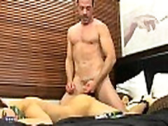 Hot hot boobs family porn woman grope man in publci Mike trusses up and blindfolds the young Spaniard before