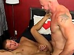Twink sex Blade is more than happy to share his youngster bone and