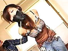 She-devils China and Beni tie up pure Azume in banda from http:alljapanese.net