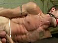 Gay hunks tied in extreme vporn boy sex