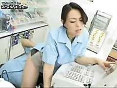 Hot Japanese Cashier Girl Fingered In The Store - Free Videos Adult Sex Tube - NONK Tube